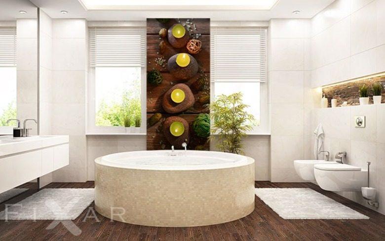 Tapete in einem badezimmer warum nicht fixar blog for Fototapete furs bad