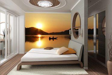 herbsttriptychon poster und wandbilder f r wohnzimmer bilder und poster. Black Bedroom Furniture Sets. Home Design Ideas