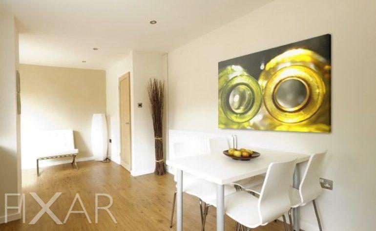 makroflaschen k chenposter und wandbilder f r k che bilder und poster. Black Bedroom Furniture Sets. Home Design Ideas