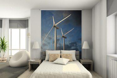 das herz des ozeans fototapete f r schlafzimmer schlafzimmer tapeten fototapeten. Black Bedroom Furniture Sets. Home Design Ideas