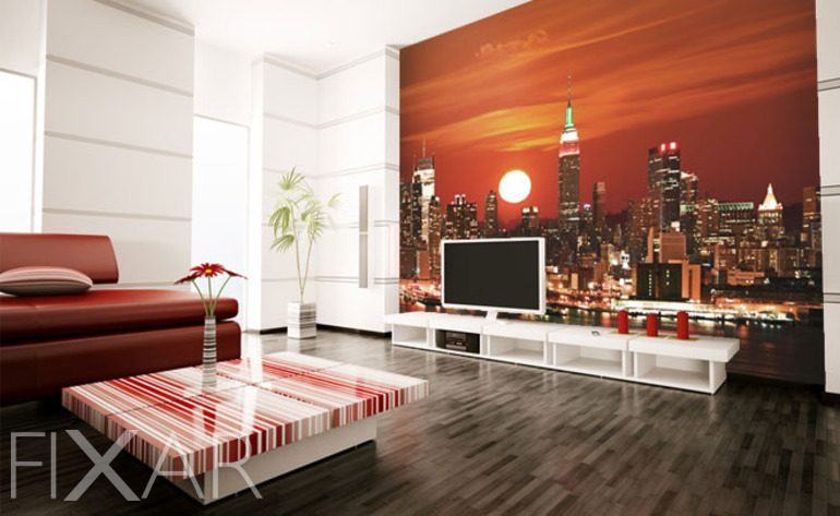 Fabelhaft Jugendzimmer Im New York Stil Spielraum   Jugendzimmer Im New  York Stil