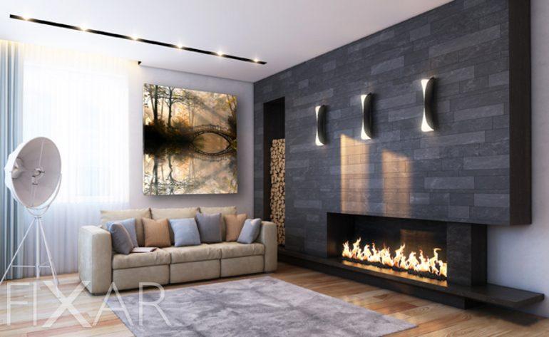Best Moderne Leinwandbilder Wohnzimmer Contemporary - Home Design ...