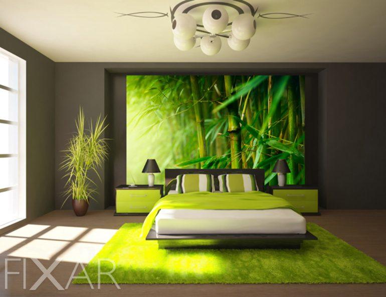 tapeten wohnzimmer grün: wohnzimmer tapeten u fototapeten f r das ... - Fototapete Wohnzimmer Braun