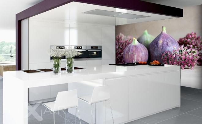 Fototapete küchenmotive  Feigenparadies - Fototapeten für Küche - Küchentapeten nach Wahl ...