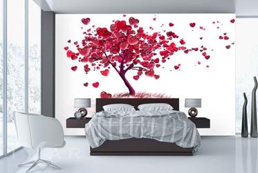 Fototapete f r wohnzimmer k che schlafzimmer und kinderzimmer - Baum fur wohnzimmer ...