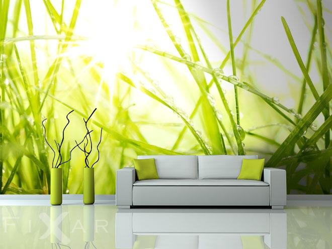 fototapete grun schlafzimmer ~ beste ideen für moderne,