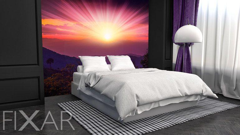 Fototapeten F?r Schlafzimmer : f?r Schlafzimmer – Schlafzimmer-Tapeten – Fototapeten – FIXAR.de