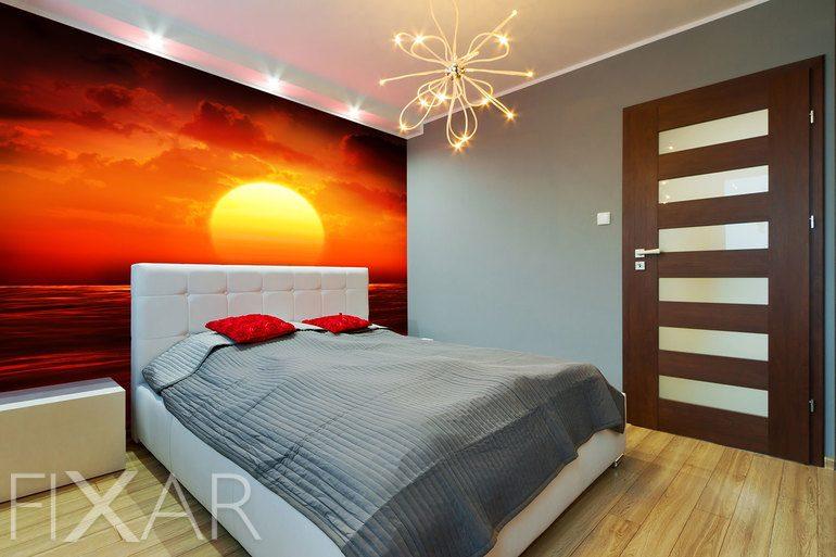 Gutenachtseemannsgarn sonnenuntergang fototapeten - Schlafzimmer afrika style ...
