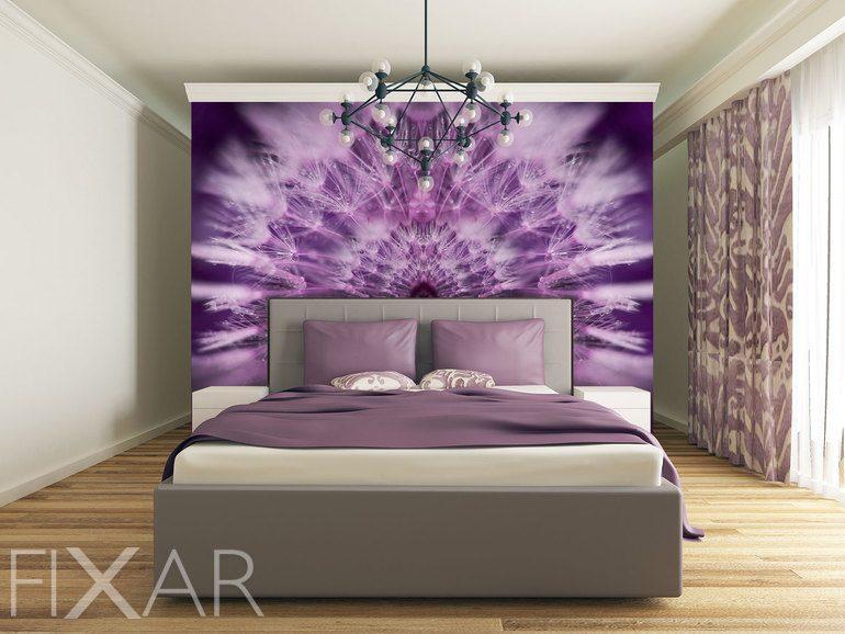makroaufnahme nat rlicher sch nheit fototapete f r schlafzimmer schlafzimmer tapeten. Black Bedroom Furniture Sets. Home Design Ideas