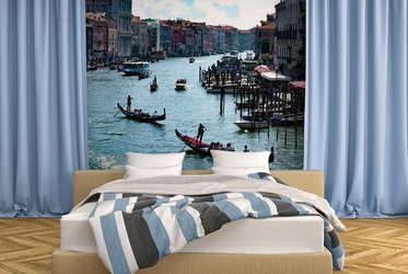 erholung in einer pusteblume fototapete f r schlafzimmer schlafzimmer tapeten fototapeten. Black Bedroom Furniture Sets. Home Design Ideas