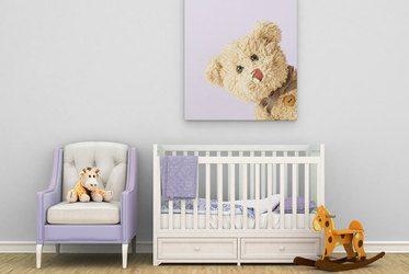 b ren tr ume poster und bilder f r kinderzimmer bilder und poster. Black Bedroom Furniture Sets. Home Design Ideas