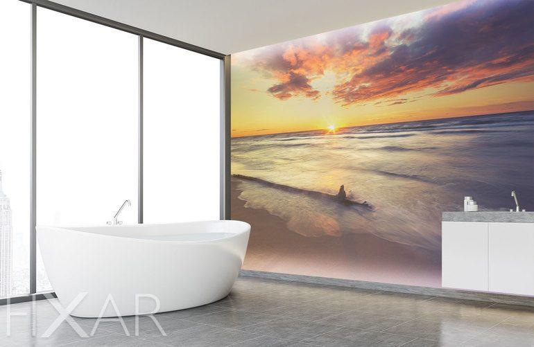 Erregungen von der See - Fototapeten für Badezimmer ...