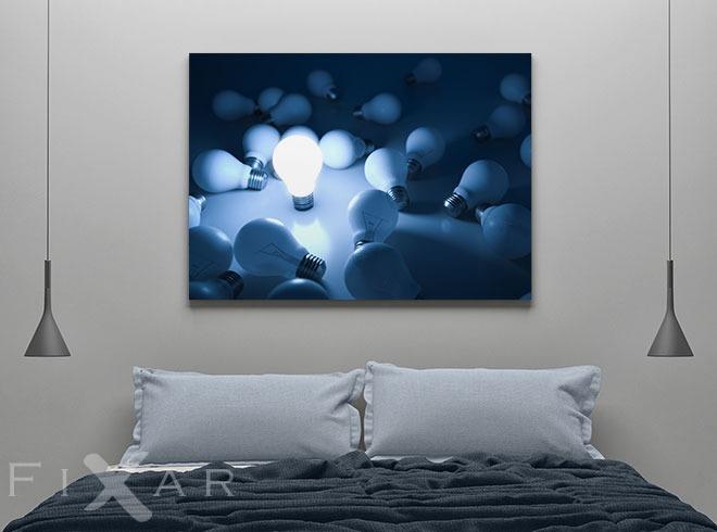 modernistische sinnspr che wandposter und wandbilder f r schlafzimmer bilder und poster. Black Bedroom Furniture Sets. Home Design Ideas