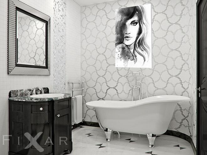 die geheimnisse des menschlichen gesichts poster und wandbilder f rs badezimmer bilder und. Black Bedroom Furniture Sets. Home Design Ideas