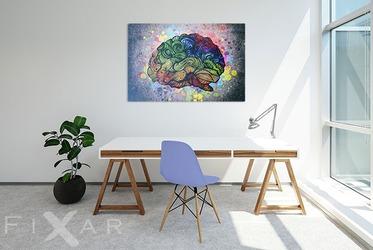 die fl ge der freiheit entgegen poster und wandbilder. Black Bedroom Furniture Sets. Home Design Ideas