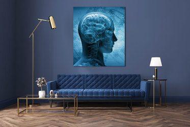 die wanddekorationen eine virtuelle galerie von inspirationen. Black Bedroom Furniture Sets. Home Design Ideas