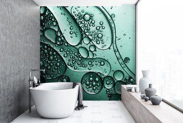 Badezimmer Tapeten & Fototapeten fürs Bad | Bilderwelten