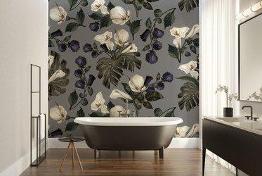 Fototapeten fürs Badezimmer: laminierte | Fixar.de